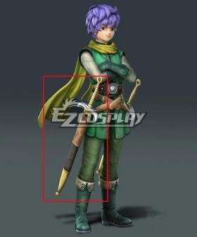 Dragon Quest Heroes II Lazarel Cosplay Weapon Prop
