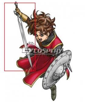 Dragon Quest Swords Hero Cosplay Weapon Prop