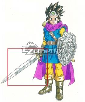 Dragon Quest III Hero Erdrick Cosplay Weapon Prop