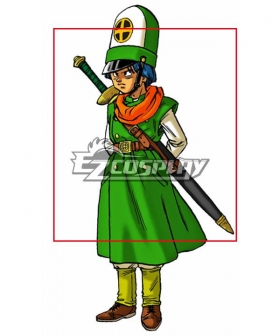 Dragon Quest IV Kiryl Cosplay Weapon Prop