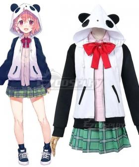 Virtual YouTuber Sasaki Saku Cosplay Costume