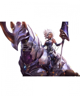League of Legends LOL Battle Queen Rell Cosplay Costume