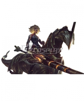 League of Legends LOL Rell Cosplay Costume