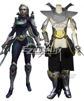 League Of Legends LOL Diana Scorn of the Moon Cosplay Costume