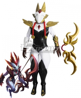 League Of Legends LOL Kindred Cosplay Costume