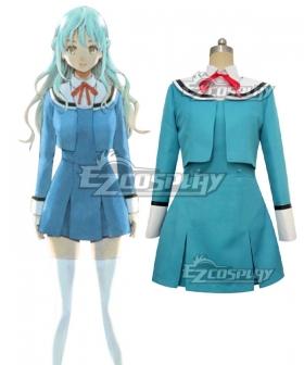 High-Rise Invasion Kuon Shinzaki Cosplay Costume