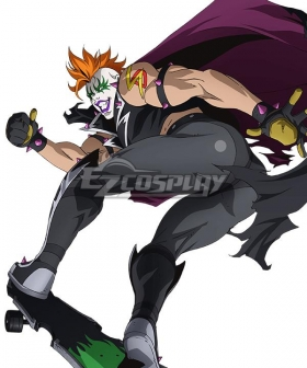 SK8 the Infinity SK∞ Shadow Cosplay Costume