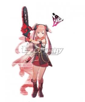 Scarlet Nexus Arashi Spring Cosplay Costume