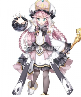 Epic Seven 7 Angelica Cosplay Costume