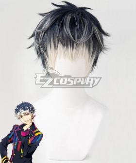 Idolish 7 Re: vale Momo Blue Cosplay Wig