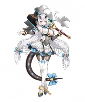 Epic Seven 7 Yufine Cosplay Costume
