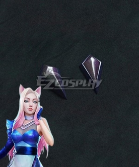 League Of Legends LOL 2020 K/DA KDA Ahri All Out Cosplay Accessory Prop