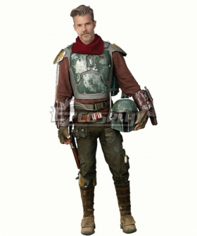 Star Wars The Mandalorian S2 Cobb Vanth Cosplay Costume