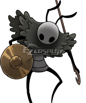 Hollow Knight Silksong Seth Cosplay Costume