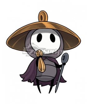 Hollow Knight Silksong Sherma Cosplay Costume