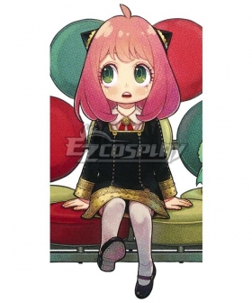 SPY×FAMILY Anya Forger Cosplay Costume
