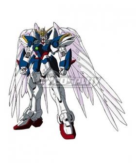 Mobile Suit Gundam Wing XXXG-00W0 Wing Gundam Zero Cosplay Costume