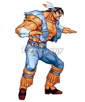 Street Fighter T·Hawk Cosplay Costume