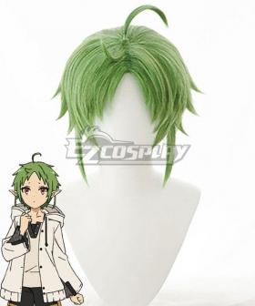 Mushoku Tensei: Jobless Reincarnation Sylphiette Greyrat Green Cosplay Wig