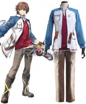The Legend of Heroes - Hajimari no Kiseki Lloyd Bannings Cosplay Costume