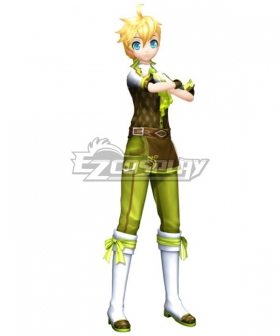 Vocaloid Kagamine Len Amazing Dolce Cosplay Costume