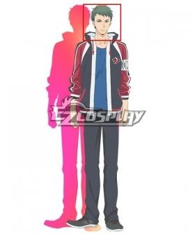 Skate Leading ☆ Stars Shotaro Terauchi Green Cosplay Wig