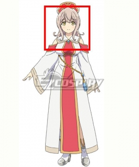 How NOT to Summon a Demon Lord Season 2 Lumachina Weselia Golden Cosplay Wig