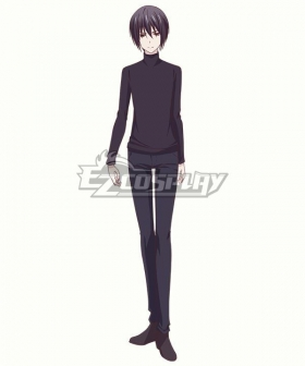Fruits Basket The Final Akito Soma Cosplay Costume