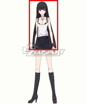 Fruits Basket The Final Isuzu Soma Black Cosplay Wig
