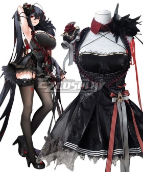 Azur Lane Taihou μ Muse Cosplay Costume