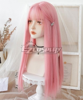 Japan Harajuku Lolita Series  Golden Black Cosplay Wig - C Edition