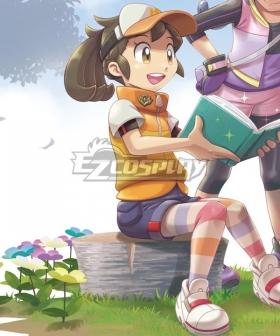 New Pokemon Pokémon Snap Female protagonist Cosplay Costume