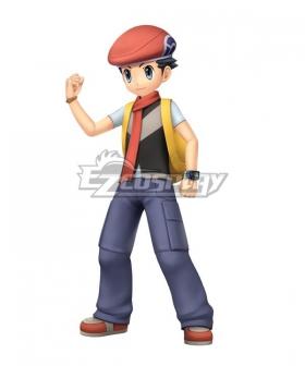 Pokemon Pokémon Brilliant Diamond and Pokémon Shining Pearl Lucas Cosplay Costume