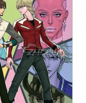 Tiger & Bunny 2 Barnaby Brooks Jr Cosplay Costume