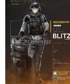 Arknights Rainbowsix siege Blitz Cosplay Costume