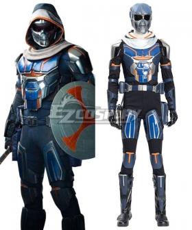 Marvel Black Widow 2020 Taskmaster Cosplay Costume