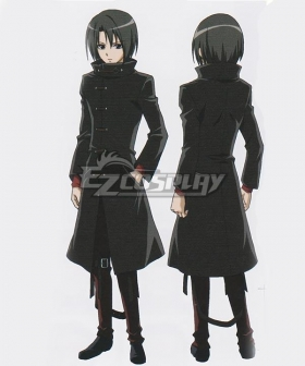 Umineko Kanon Coat Cosplay Costume