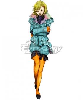 Gnocia Game Setsu Cosplay Costume
