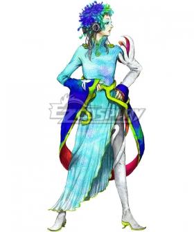 Gnocia Game Raqio Cosplay Costume