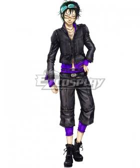 Gnocia Game Sha-Ming Cosplay Costume