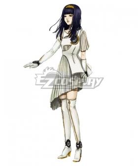 Gnocia Game Yuriko Cosplay Costume