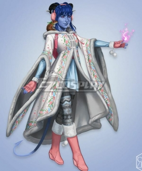 Critical Role Jester Lavorre Lv13 Cosplay Costume