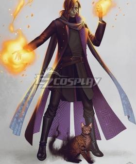 Critical Role Caleb Widogast LV10 Cosplay Costume
