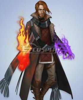 Critical Role Caleb Widogast LV13 Cosplay Costume