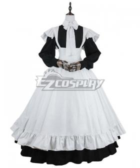 Lolita Maid Dress Cosplay Costume - EMDS005Y