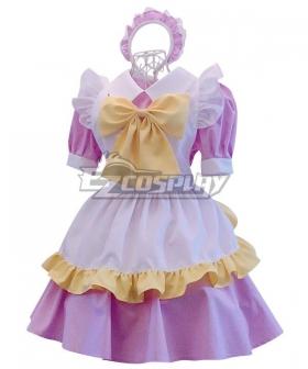 Lolita Maid Dress Cosplay Costume - EMDS009Y