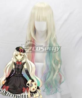 Vocaloid Mayu Golden Cosplay Wig