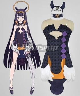 Virtual YouTuber Vtuber Hololive Ninomae Ina'nis Cosplay Costume