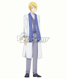 My Next Life as a Villainess: All Routes Lead to Doom! Ian Stural Cosplay Costume