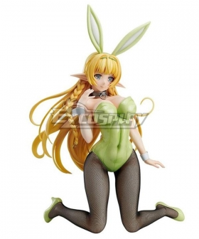 How NOT to Summon a Demon Lord Shera L Greenwood Bunny Girl Cosplay Costume